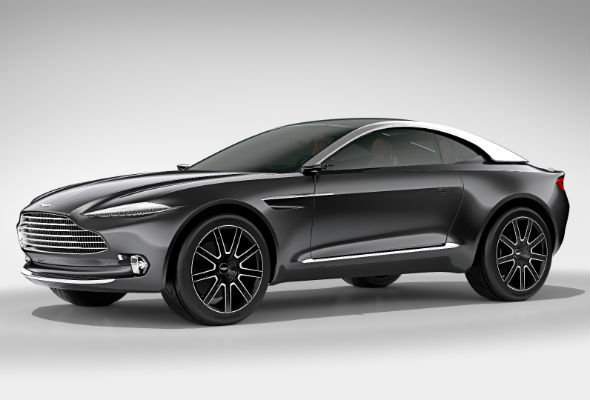 Aston Martin announces significant new investments in the UK