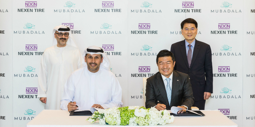 Nexen Tire wins investment from Abu Dhabi fund - Automotive