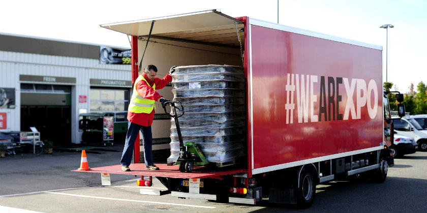 XPO Logistics opens eight new last mile hubs to meet demand