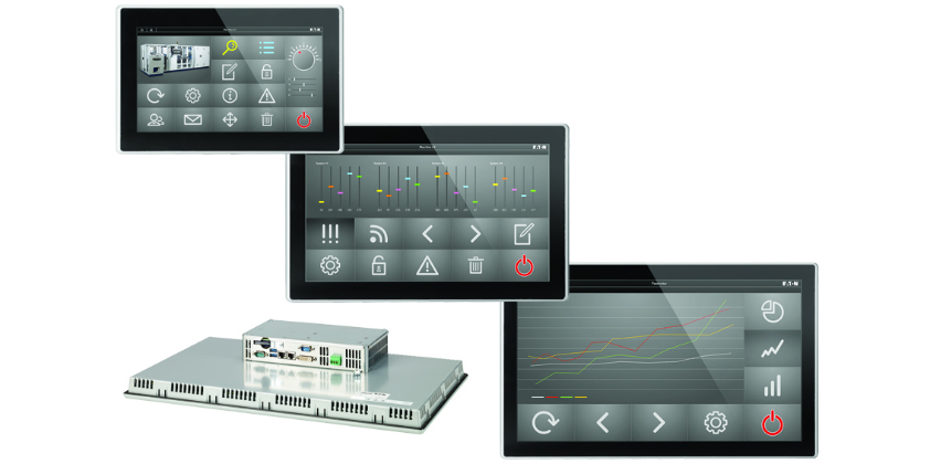 Eaton introduces new series of operator interfaces to