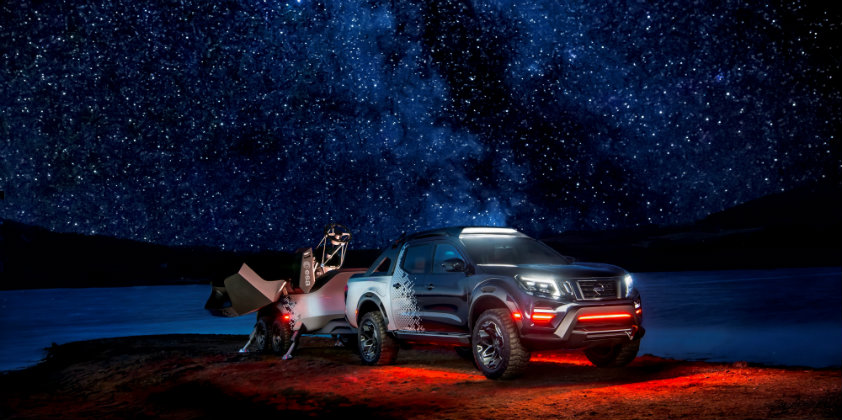 Nissan Showcases New Pickup Concept At Hannover