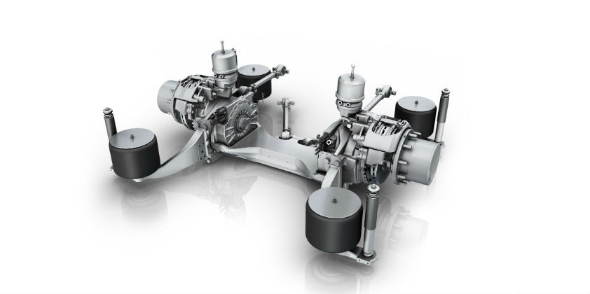 Zf To Supply Electric Drive Systems For Adl S Fuel Cell Buses Automotive Purchasing And Chain