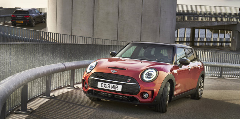 Mini Clubman Launched At Auto Shanghai 2019 Automotive Purchasing