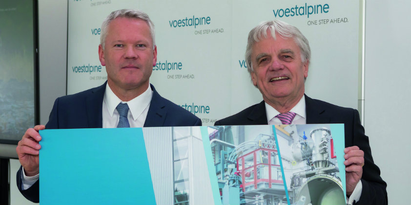 voestalpine opens steel research facility in Donawitz