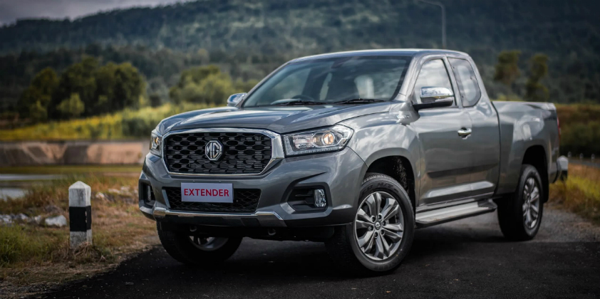 MG launches pickup in Thailand to try and break Japanese brand dominance of the segment