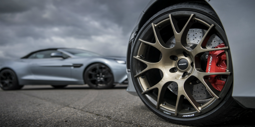 Carbon fibre wheel tech supplier Dymag embarks on ambitious growth strategy