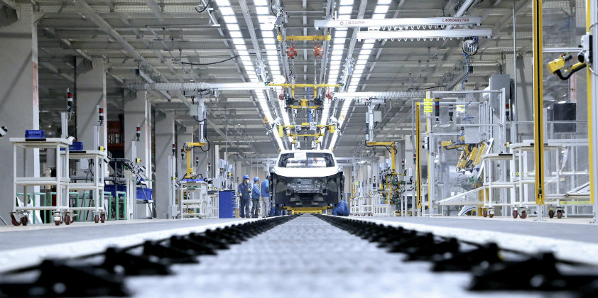 Volkswagen starts pre-production in first plant purely focused on e-mobility in China