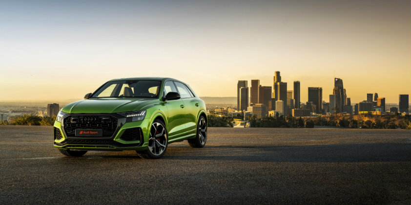 Audi RS Q8 to hit the roads in Q1 2020