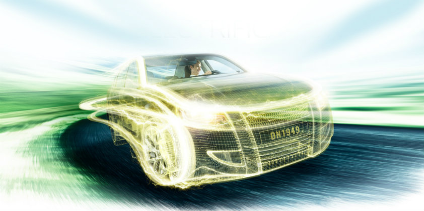 DENSO places emphasis on technology that improves on- and off-road safety