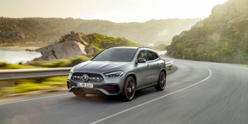 Mercedes-Benz GLA Compact SUV launched