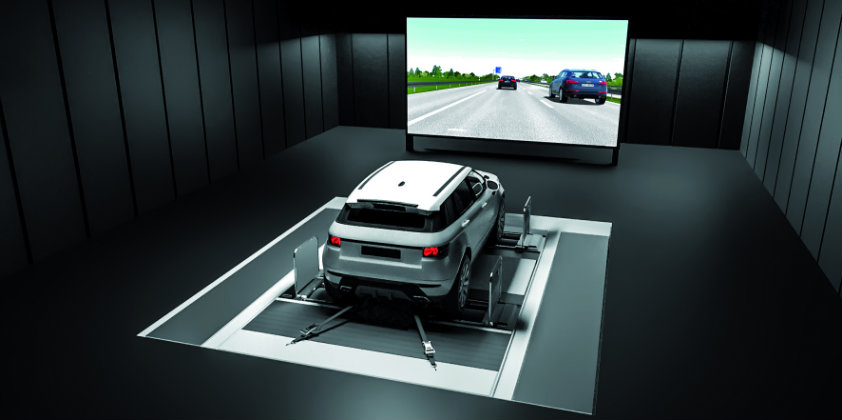 AVL adds Rohde & Schwarz GNSS Stimulation to Vehicle Test Environment