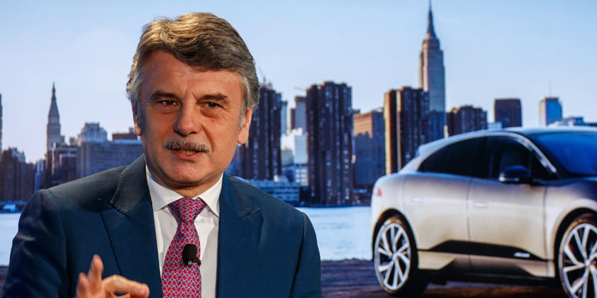 Jaguar Land Rover CEO Ralf Speth to step down