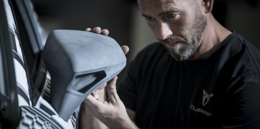 CUPRA to extensively use  3D printing in the development of the new Leon Competition