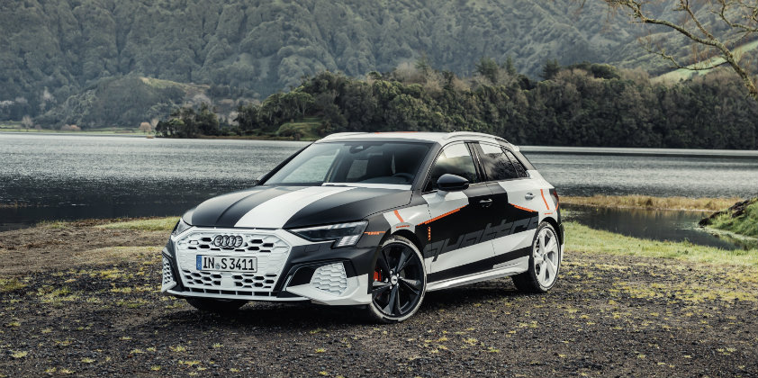 New Audi A3 with better driving dynamics to be unveiled at Geneva Motor Show