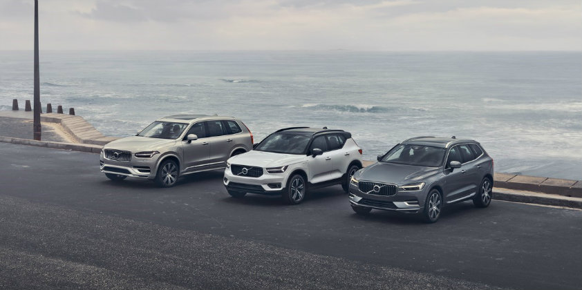Volvo Car and parent company Geely consider merging their businesses