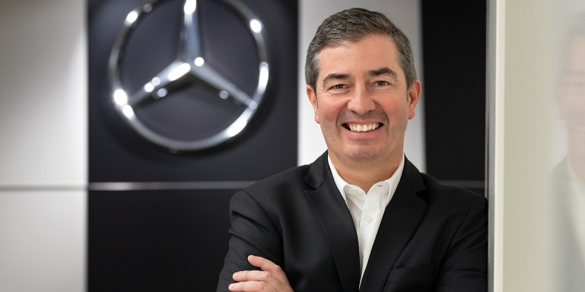 Markus Keicher to take over as Head of Production and Site at the Mercedes-Benz Ludwigsfelde plant