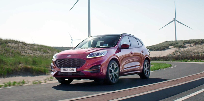All New Ford Kuga Offers Almost 30 Better Fuel Efficiency Automotive Purchasing And Supply Chain