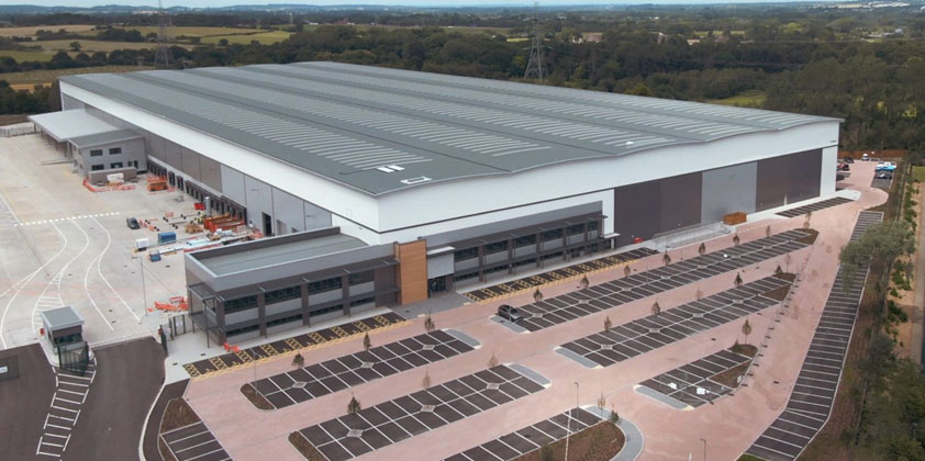 Unipart wins logistics contract for Jaguar Land Rover Battery Assembly Centre