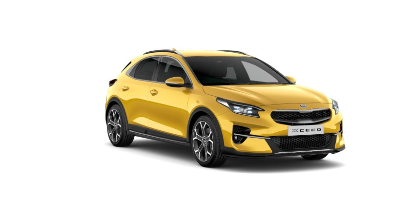 New Xceed Edition to join the Kia line-up this spring
