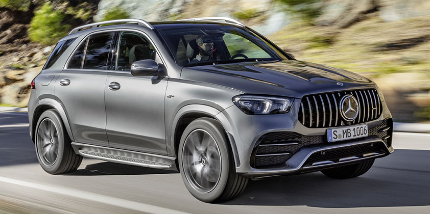 Yokohama Rubber supplying OE tyres for Mercedes-AMG's new GLE 53-series and GLS 63-series
