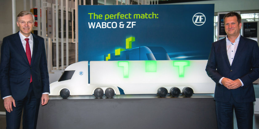 ZF completes WABCO acquisition