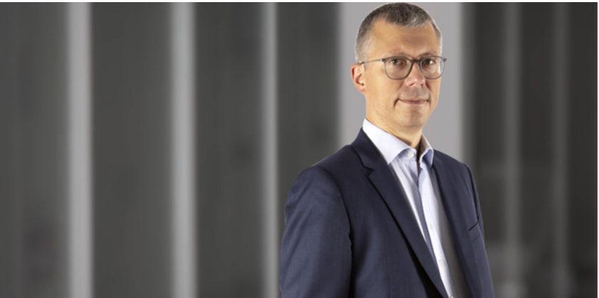 Appointment of Cyrille Moreau, Director B to B of Groupe PSA