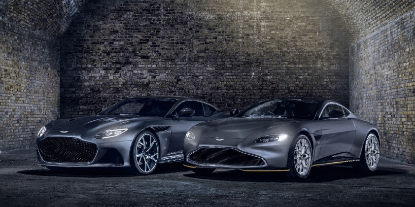 Q by Aston Martin creates two exclusive new models