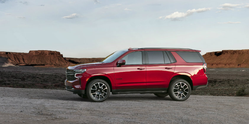 AAM supplies new Independent Rear Drive Axles for GM's full size SUVs