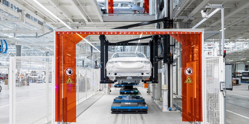 Official opening of Factory 56 and start of production of the new Mercedes-Benz S-Class